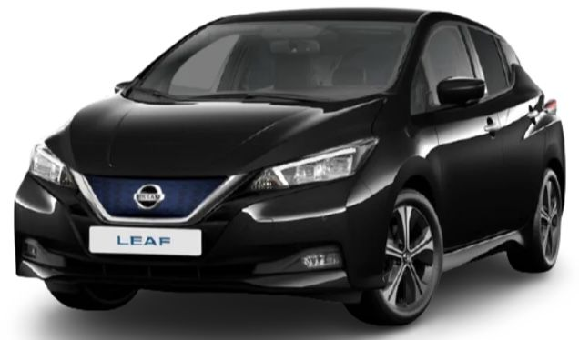 Privat: Nissan Leaf Elektro mit 150 PS für 99€ mtl. – LF 0.33