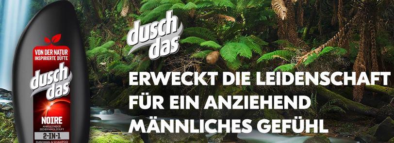 30er Pack Duschdas 2in1 Duschgel & Shampoo Noir für 15€ (statt 24€)   Prime