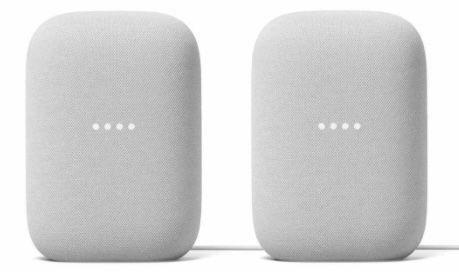 2er Pack Google Nest Audio für 149€ (statt 170€) 3 für 219€ + 6 Monate Spotify Premium gratis