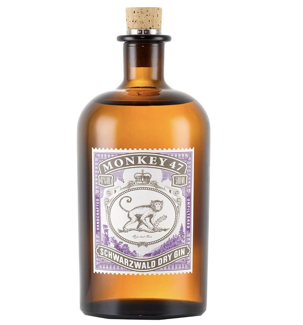 Monkey 47 Gin (1 x 0,5 Liter) für 27,65€ (statt 31€)   Prime