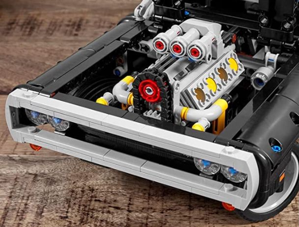 LEGO Technic   The Fast and the Furious: Doms Dodge Charger (42111) für 63,99€ (statt 73€)