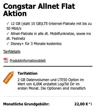 Samsung Galaxy S21 5GB 128GB für 199€ + Telekom Allnet Flat von Congstar mit 10GB LTE für 22€ mtl.