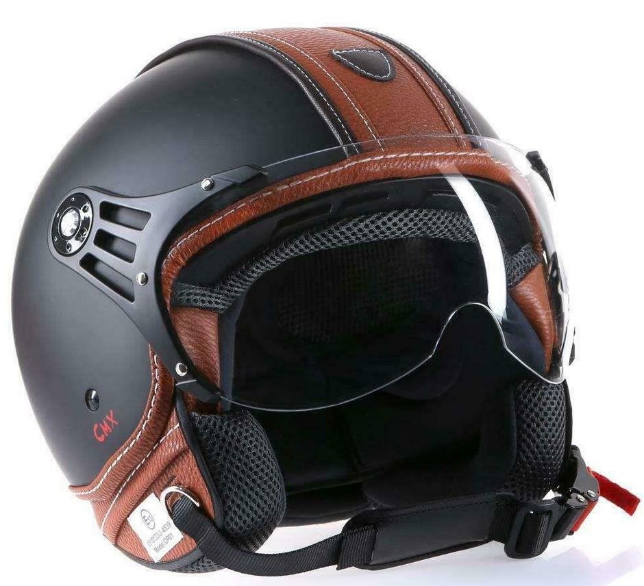 CMX Jethelm für Motorräder und Roller für 29,99€ (statt 37€)