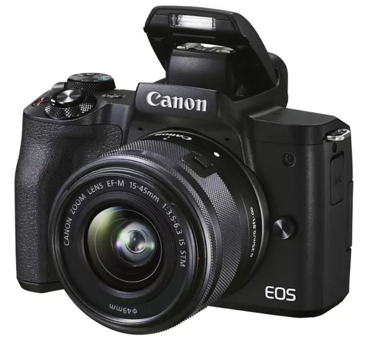 Saturn Card Club Aktion – z.B. CANON Canon EOS M50 MK II Kit + Tasche für 689€ (statt 799€)