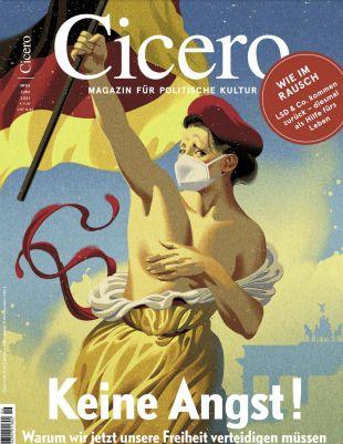 6 Ausgaben Cicero Autorenzeitschrift für direkt reduzierte 2,99€ (statt 73,80€)