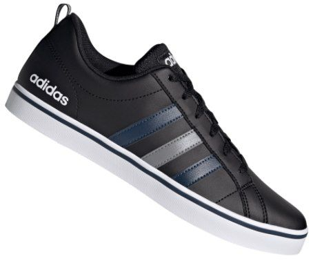 adidas VS Pace Sneaker in schwarz/dunkelbraun für 32,95€ (statt 42€)