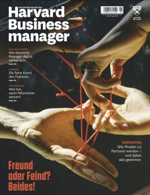 6 Ausgaben Harvard Business manager für 87€ + 85€ BestChoice Gutschein