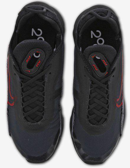 Nike Air Max 2090 Sneaker in Schwarz Rot für 79,99€ (statt 155€)