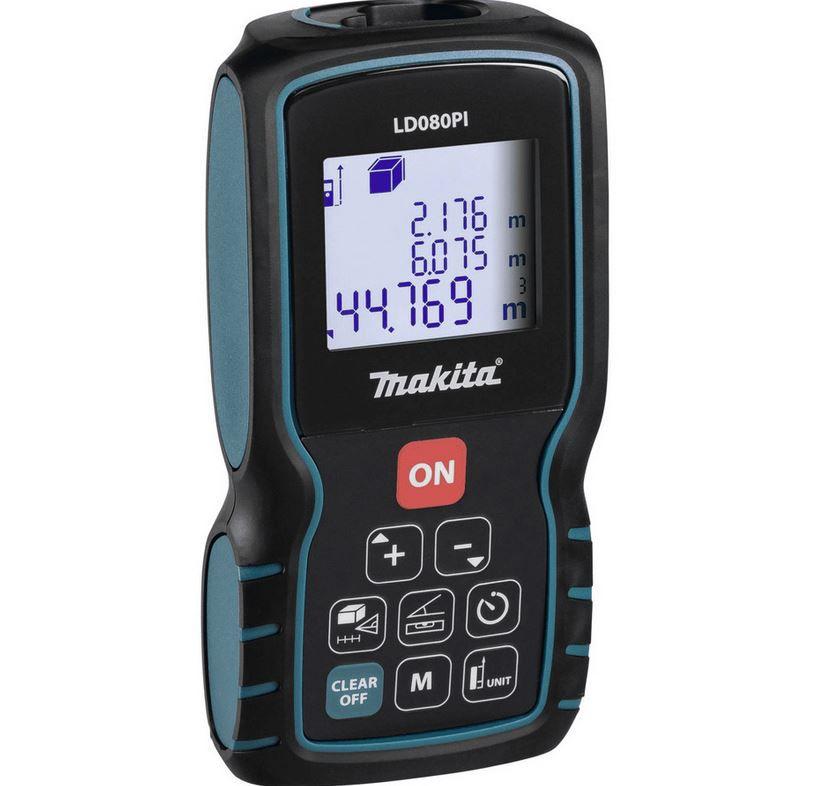 Makita LD080PI Entfernungsmesser für 109,95€ (statt 148€)