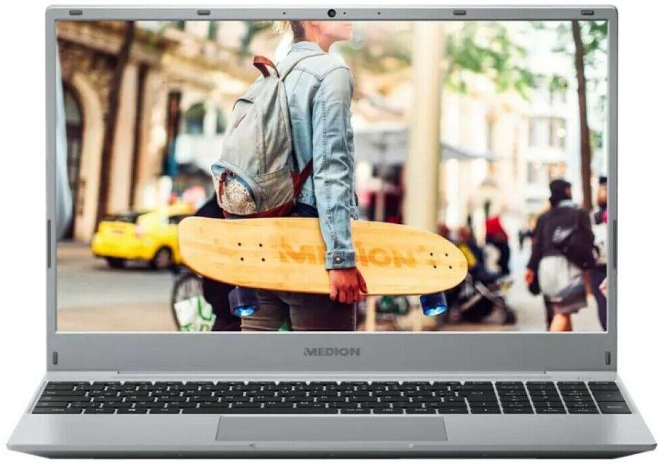 Medion Akoya E15302  15.6 Notebook Ryzen 5 mit 16GB RAM 512GB SSD für 589,90€ (statt 630€)
