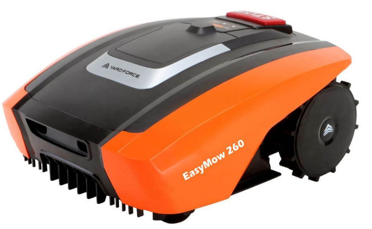 Yard Force EasyMow 260 Mähroboter Akkubetrieb für 279€ (statt 309€)