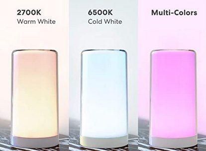 Meross WLAN LED Nachttischlampe mit HomeKit, Alexa & Google für 27,99€ (statt 43€)