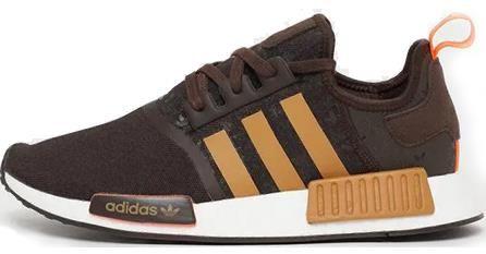 adidas Originals NMD R1 Sneaker in Dark Brown für 80€ (statt 100€)