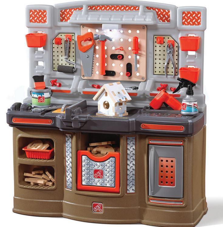 Step2 Big Builders Pro Kinder Miniaturwerkstatt für 108,90€ (statt 180€)