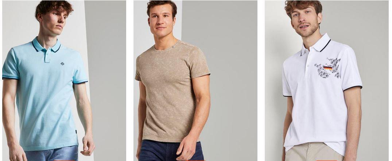 Tom Tailor mit 25€ oder 30€ extra Rabatt auf alles ab 100€ günstige Fashion Artikel