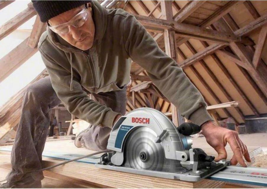 Bosch GKS 85 G Handkreissäge + 235mm Sägeblatt für 259,90€ (statt 295€)