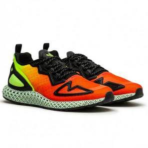 """adidas ZX 2K 4D """"Solar Yellow"""" Sportschuh für 68,62€ (statt 90€) – bis 44"""