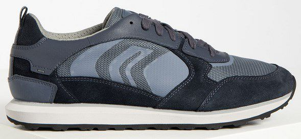 Geox U Volto D Sneaker in Blau für 45,85€ (statt 61€)