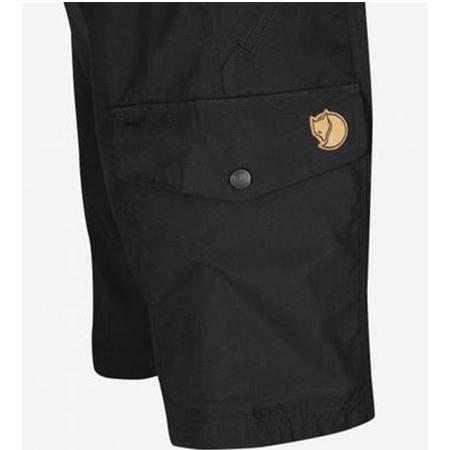 Fjällräven Herren Abisko Shorts, schwarz in Größe 40 für 44,80€ (statt 65€)