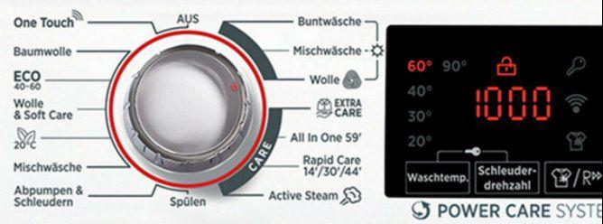HOOVER H3DSQ499TAMBE 84 Waschtrockner 9 kg für 400€ (statt 532€)