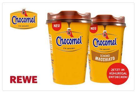 Schokodrink von Chocomel kostenlos ausprobieren