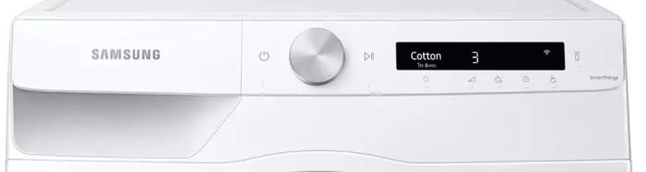 SAMSUNG DV90T5240AW/S2 Wärmepumpentrockner 9kg für 595€ (statt 781€)