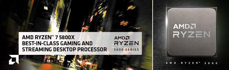 AMD Ryzen 7 5800X   8 Kernprozessor mit 3,8 GHz für 359€ (statt 405€)