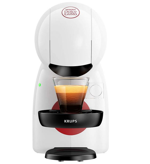 Krups KP 1A0 Nescafe Dolce Gusto Piccolo XS Kapselmaschine für 26,99€ (statt € 37€) + 10€ Kapsel Gutschein