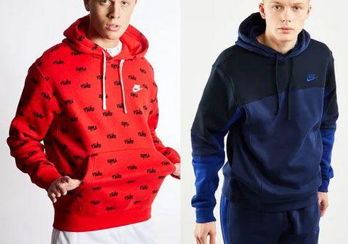 Nike Club Over The Head Hoodie in 3 Farben für je 39,99€ (statt 50€)