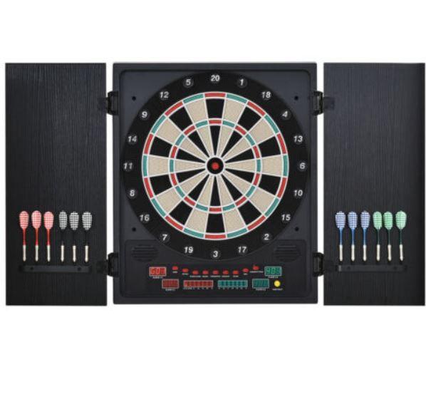 HOMCOM elektronische Dartscheibe mit 12 Darts für 54,39€ (statt 80€)