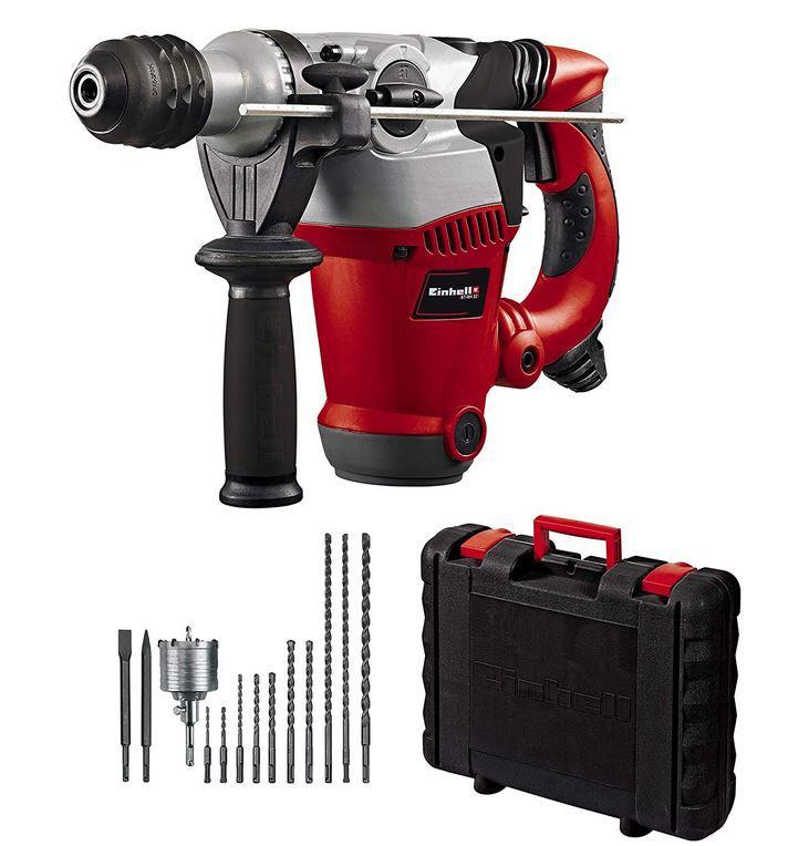 Einhell RT-RH 32 SDS Bohrhammer + Zubehör für 88,90€ (statt 101€)