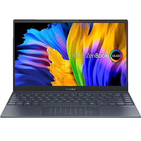 ASUS ZenBook 13 OLED – 13,3″-Laptop (512 GB, 16 GB RAM) + MS 365 Single für 789,01€ (statt 999€)