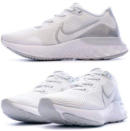 Nike Renew Run Damen Laufschuh in Weiß für 58,47€ (statt 70€) – bis 42