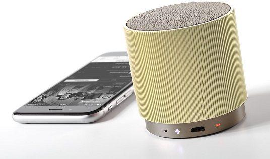 Lexon LA98D Fine Bluetooth Lautsprecher für 24,95€ (statt 57€)