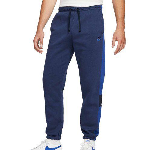 Nike Club Jogger Cuffed Jogginghose in Blau für 39,99€ (statt 53€)