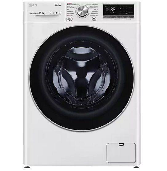 LG F4WV710P1E Waschmaschine (10,5kg & 1360 U/Min.) mit App Anbindung für 569€ (statt 609€)
