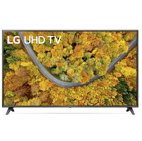 LG 75UP75009LC – 75 Zoll UHD SMART TV mit webOS 6.0 & LG ThinQ für 788€ (statt 958€)