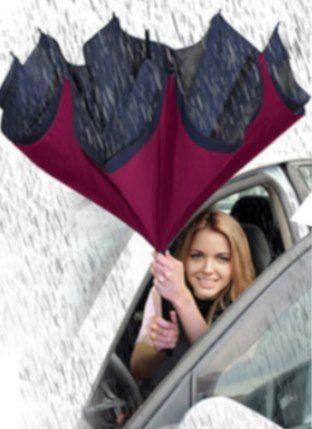 Wonderdry Umbrella Regenschirm mit Umstülptechnik für 9,95€ (statt 13€)