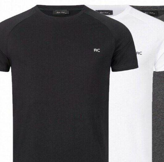 5er Pack: Rock Creek T-Shirt mit Rundhals- oder V-Auschnitt für 29,90€ (statt 40€)