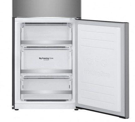 LG GBB72PZVFN Kühl /Gefrierkombination mit Total No Frost für 508,99€ (statt 615€)