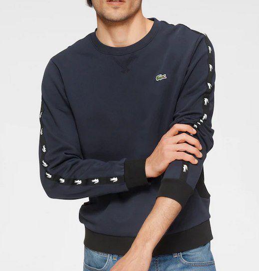 Lacoste Sweatshirt aus Fleece für 53,94€ (statt 81€)