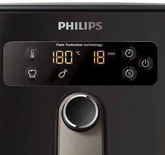 Philips HD9741/10 Airfryer   1500 Watt Heißluftfritteuse für 129,99€ (statt 199€)