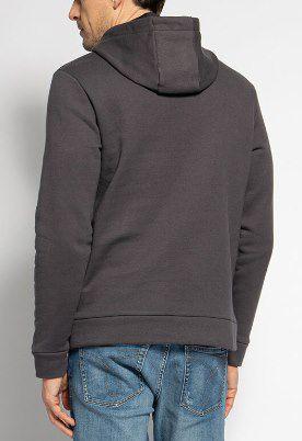 Calvin Klein Hoodie in Grau für 36,76€ (statt 80€)