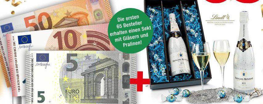 4x Bild am Sonntag für 9,80€ + 65€ Geldprämie