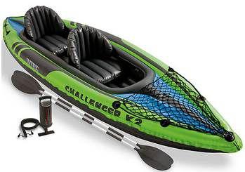 Intex Kajak Challenger K2   Schlauchboot für 119,94€ (statt 207€)