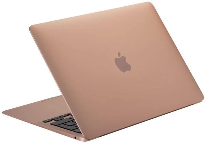 Apple MacBook Air Notebook M1 in Gold mit 512GB SSD für 1.104,95€ (statt 1220€)