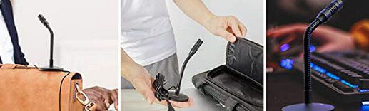 FIFINE K050 Mini USB Kondensatormikrofon für 9,99€ (statt 20€)   Prime