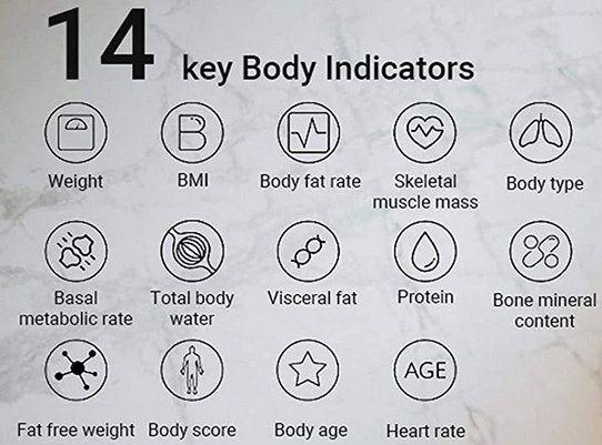Honor Scale 2 smarte Waage mit Herzfrequenzmessung für 24,90€ (statt 33€)