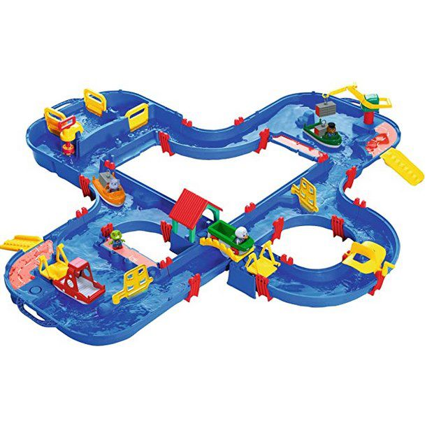 BIG AquaPlay'n Go Wasserbahn für 69,99€ (statt 89€)