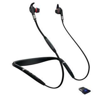 Jabra Evolve 75E MS ANC Bluetooth InEar Kopfhörer für 59€ (statt neu 162€)   Generalüberholt